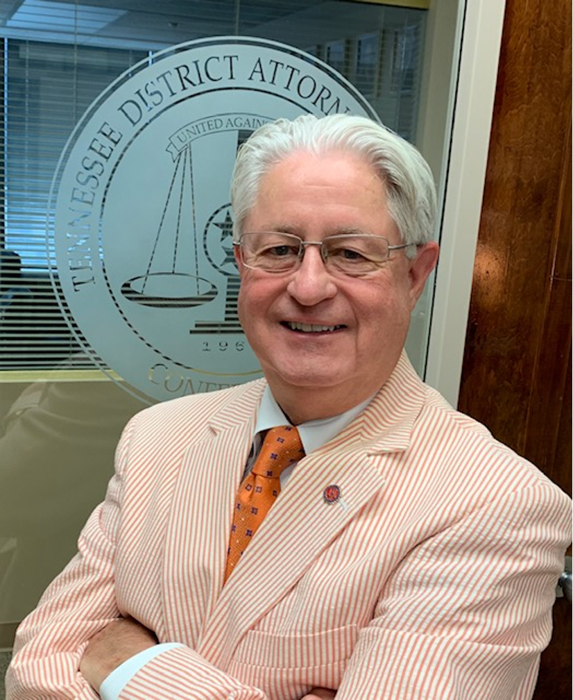 Jerry N. Estes from Sweetwater, Tenn., was named Executive Director